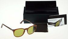 RARE POLARIZED New PERSOL Photochromic SUPREMA Brown Sunglasses PO 3007 9022/34
