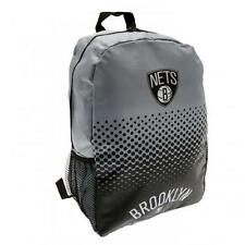 Official licensed nba produit brooklyn nets sac à dos sac de gym fun cadeau sac à dos