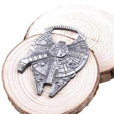 Lovely Star Wars Millennium Falcon Metal Alloy Opener Bottles High Quality Hot