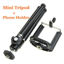 Mini Tripod Stand Grip Holder Extendable For Mobile Phones Cameras STANDARD