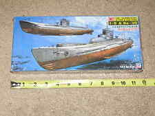 NEW Pit-Road 1/700 Waterline Japanese WW2 Subs I-9 & Ro-35