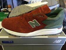 NEW BALANCE M998BMG SIZE 12D CITY RIVALS BRAND NEW
