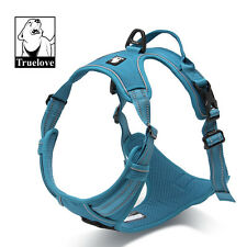 """Truelove """"Experience"""" Dog Harness Reflective + Adjustable + Padded + Handle"""