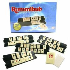 THE ORIGINAL RUMMIKUB BOARD GAME FAMILY PARTY SET RUMMY EDUCATIONAL TOY