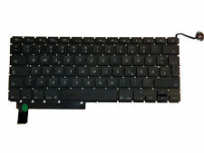 Original Apple Tastatur Keyboard MacBook Unibody Pro A1286 Deutsch QWERTZ german