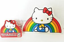 Hello Kitty Con 2014 Coin Purse - Rainbow Exclusive 40th Anniversary Convention