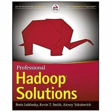 Professional Hadoop Solutions, Good Books