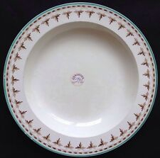 Antique C1700 Wedgwood Creamware Queensware Soup Bowls Dinner Plate 11Available