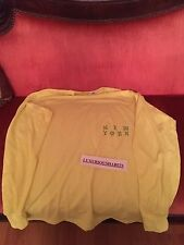 Size M TLOP Kanye West Yeezy Meadows Festival Merch T-Shirt LIME GREEN NEW YORK