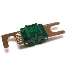 Stinger 125 Amp Pro MIDI Platinum Nickel Finish Fuse