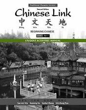 Chinese Link by Yanhui Zhang, Weizhong Tian, Yueming Yu and Sue-Mei Wu (2010,...