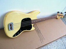 1978 Fender Music Master Bass-made in usa