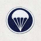 WWII WW2 US AIRBORNE PARATROOPER GARRISON CAP BADGE INSIGNIA -31923