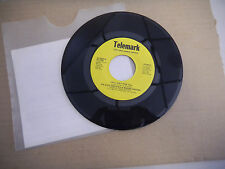 DICK SHEILA MASON SINGERS somebody's thinking of you/i will wait for TELEMARK 45