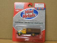 MiniMetals 30351, HO 1941/46 Chev Stake Bed  -Dekalb Seed Co.