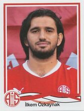 N°320 ILKEM OZKAYNAK # TURKEY ANTALYASPOR.AS STICKER PANINI SUPERLIG 2011