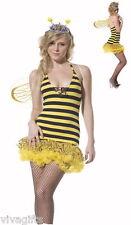 MAYA the bee Cute Bee Fancy Dress Costume sz 8/10