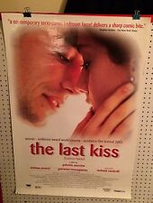 Original Movie Poster The Last Kiss Single Sided 27x40