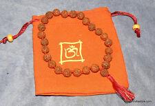 Kriya Mala Rudraksha ( Prayer Beads ) Yogananda 24+ 1