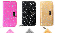 New All in One Zip Wallet Leather Case Cover For iPhone 4S 5 5C 5S 6 6S 7 Plus