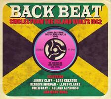 BLACK BEAT SINGLES FROM THE ISLAND VAULTS 1962 - 54 ORIGINAL RECORDINGS -NEW 3CD
