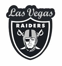 Las Vegas Raiders Decal Sticker  Oakland Silver and Black Hole Just Win Baby