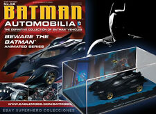 COLECCION COCHES DE METAL ESCALA 1:43 BATMAN AUTOMOBILIA Nº 58 BEWARE THE BATMAN
