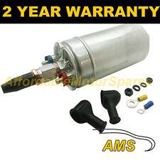 HIGH POWER 300 LPH EXTERNAL OUTSIDE TANK FUEL PUMP KIT CAR UPGRADE 0580254044