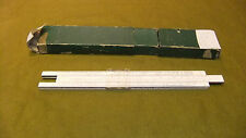 A.W.Faber Castell No.1-87 Reitz Slide Rule.