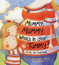 Mummy, Mummy, What's in Your Tummy? Simpson-Enock, Sarah Very Good Book