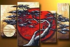 """HUGE MODERN ABSTRACT WALL DECOR ART OIL PAINTING ON CANVAS """"no frame"""
