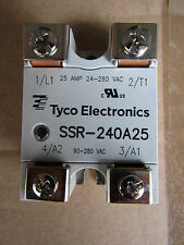 TE Connectivity 25a SPNO Solid State Relay, Zero Crossing TYCO SSR-h7 7150834