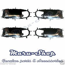 Chrome Inside Door Handle Catch Set for 04~09 Chevrolet Lacetti/Optra 5 5DR