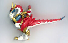Power Rangers Dragon Action figure mystic force action Dragon Rider Red Ranger