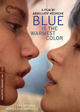 Criterion Collection: Blue Is The Warmest Color Love Story Lesbian LBGT NEW