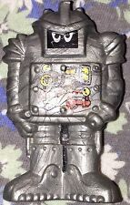 Miniature Toy Robot Marked Q O.C. 1986 On Back 2""