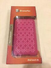 XtremeMac IPT-TT3-33 Tuffwrap Tatu for iPod Touch G3 - Hex/Pink