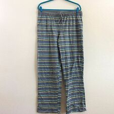 Jenni by Jennifer Moore Gray Stripe Full Length Pant Size Large - NWOT