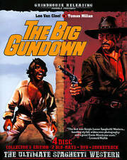 BLU-RAY Big Gundown (Blu-Ray +DVD) NEW Lee Van Cleef