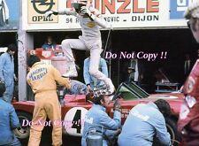 Arturo Merzario Ferrari 312 PB Nurburgring 1000 Km's 1973 Photograph