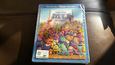 Monster University Blufans exclusive Blu-ray Steelbook, New/Mint,  lenticular