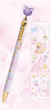 Sailor Moon Crystal Romance & Black Story 1 Luna Ballpoint Pen sun-star Cute