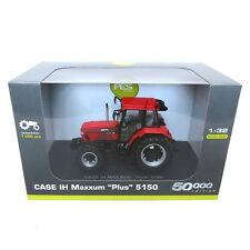 UNIVERSAL HOBBIES-4251 CASE IH MAXXUM PLUS 5150 50000 TRACTOR LTD ED 1:32 SCALE