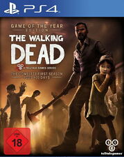 Sony PlayStation 4 ps4 juego The Walking Dead -- Game of the Year Edition USK 18