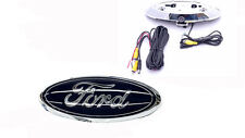 OE Fit Ford Emblem Backup Camera 2004-2014 F150/F250/F350/F450 Replaces Factory