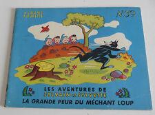 Edition Fleurus  Sylvain et Sylvette EDITION ORIGINALE à l'italienne N° 39  JU20
