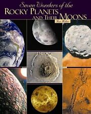 Seven Wonders of the Rocky Planets and Their Moons-ExLibrary