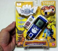 BANDAI DIGIMON MONSTERS DIGIVICE DATA LINK BLUE & WHITE 2008 NEW RARE AGES 8+