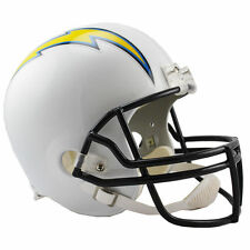 SAN DIEGO CHARGERS RIDDELL NFL FULL SIZE REPLICA FOOTBALL HELMET