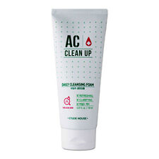*Etude House* Ac Clean Up Daily Acne Foam Cleanser 150ml  -Korea cosmetics